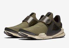 Cargo Khaki Colors The Latest Nike Sock Dart