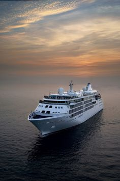 Explore the elegant lifestyle of all-inclusive ultra-luxury cruising across fascinating destinations aboard Silversea intimate luxury cruise ships. Silversea Cruises, Luxury Cruise Lines, Cruise Destinations, Cruise Travel, Speed Boats, Caribbean Cruise, Luxury Travel, Beautiful Landscapes, Sailing