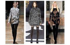 Cuissardes http://www.vogue.fr/mode/inspirations/diaporama/les-20-tendances-mode-de-l-automne-hiver-2013-2014-mohair-carreaux-marine-cuir-camouflage-croco-tailoring-ecru-rose-fourrures-tweed/12203/image/736014#bas-de-cuir-balmain-chanel-et-emilio-pucci