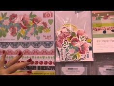 Finders Keepers Collection by Kaisercraft - CHA Winter 2016 Video