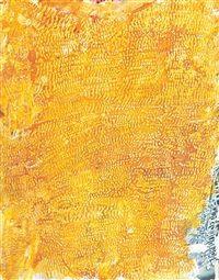 Mystical landscape, 1961 - Horia Damian