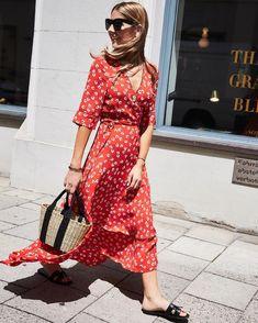 95f5d4d20f73 23 Best Tie / Wrap Dress images   Wrap Dress, Wrap dresses, Women's ...