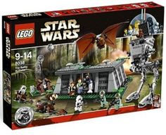 The very popular Lego Star Wars Battle Of Endor set number 8038 is now retired.