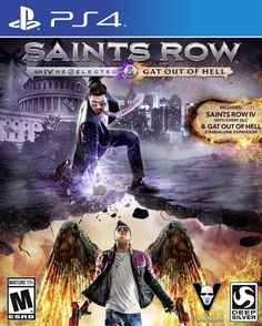 Saints Row Game PS4 | DarKGamer 1