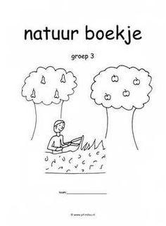 Werkboekje natuur Anne Frank, Math For Kids, Education, Learning, Fictional Characters, Dutch, Image, Biology, Everything