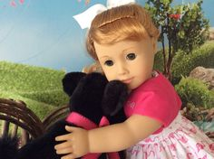 A personal favorite from my Etsy shop https://www.etsy.com/listing/270462332/american-girl-doll-clothing-pink