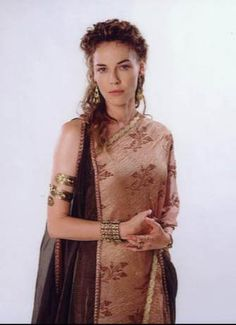 Gladiator (2000) Connie Nielsen as Princess Lucilla #CostumeDesign by Janty Yates