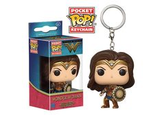 Pocket Pop! Keychain: Wonder Woman   Funko
