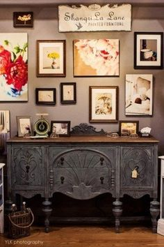 SIGNATURE DESIGN FURNITURE | To Order Custom Furniture - Antique Sideboard or Buffet | bocadolobo.com/ #limitededitionfurniture  #luxuryfurniture #exclusivedesign #designideas