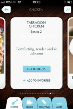 Nigella Quick Collection By Random House - Category: Food  Drink - Mobile UX / UI Design