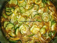 Dessert Recipes, Desserts, Preserves, Pickles, Zucchini, Food And Drink, Cooking Recipes, Menu, Diet