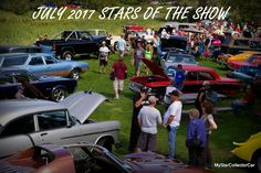 July 2017 MSCC Stars of the Show--it's all about variety at a car show. READ MORE: http://mystarcollectorcar.com/mscc-july-2017-stars-of-the-…/