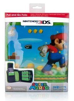 Pochette Mario Bros Folio 3ds
