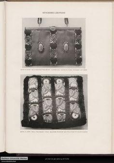 Stickerei-Zeitung und Spitzen-Revue - Digitale Sammlungen der Bauhaus-Universität Weimar