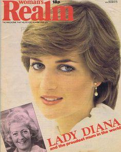 Rare April 1981 Magazine Realm