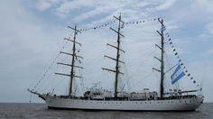 Cristina ordena evacuar la tripulación de la Fragata Libertad retenida en Ghana