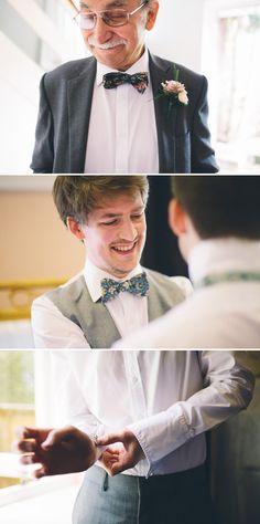 Etsy Bow-tie Reiss Wedding Suit