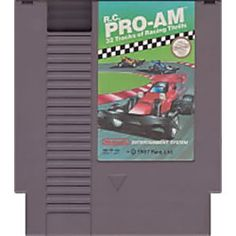 Pro-Am for the Original Nintendo NES. This classic game has been cleaned, tested, and is guaranteed to work. Nes Games, Nintendo Games, Original Nintendo, Super Mario Bros, Video Games, Nostalgia, Childhood, Google Search, Classic