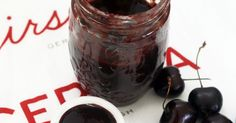 Coconut & Lime // recipes by Rachel Rappaport: Smoky Hot Cherry Barbecue Sauce