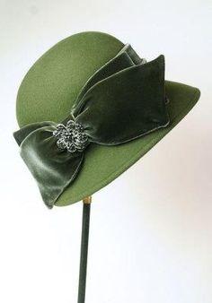 Sombrerito verde