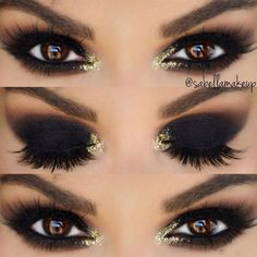 Smokey Eye Makeup Ideas 1435