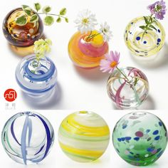 Glass Design, Glass Art, Delicate, Jewelry Making, Plates, Simple, Flowers, How To Make, Inspiration