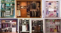 BRILLIANT CLOSET ORGANIZERS, CLOSET ORGANIZERS, CLOTHES, CLOTHES ROOM, NURSERY CLOSET, WOMEN CLOSET  www.learndecoration.com
