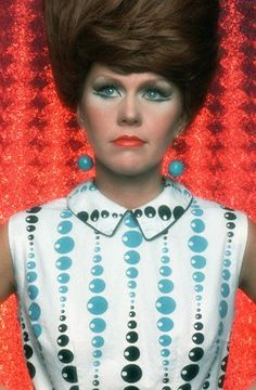 B52s Kate Pierson And Cindy Wilson PHOTO