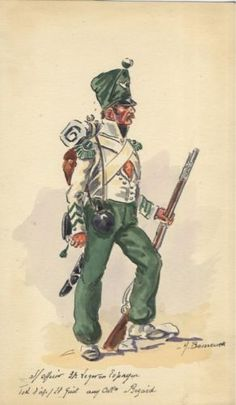 Segent 31e Léger Espagne