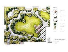 Resultado de imagen para landscape design render