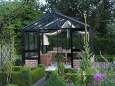 image result for timber frame greenhouse gardening pinterest gardens. Black Bedroom Furniture Sets. Home Design Ideas