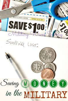 #SavingMoney in the #Military | http://www.militarywivessaving.com/?p=8868 #militaryfamilies #coupons #budgeting