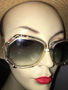 0e66bcfb45cc 111 Best Vintage Sunglasses images | Vintage sunglasses, Eye Glasses ...