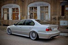 BMW E39 & 20'' Alpina Softlines - StanceWorks