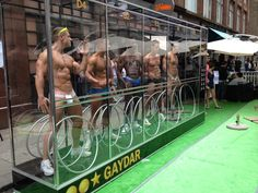 Did you see Gaydar Radio's [client] goings on in Soho last weekend? Our own Mark Doonan takes us through it all on our blog.
