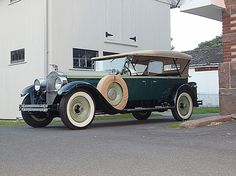 1927 Packard 343 Super 8 Phaeton