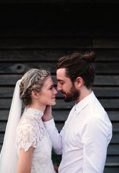 .This couple's photos are all over pinterest, and they just look so sweet to me.