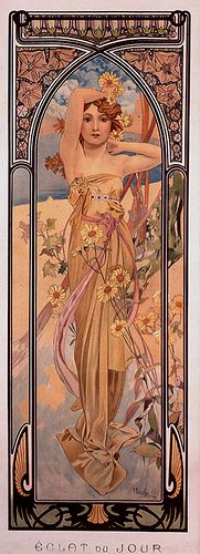 Mucha Day Break by mpt.1607, via Flickr