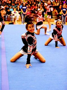 The Taos Middle School cheerleaders bested their competition to take first at the Spirit of Hope, Saturday (Feb. 8).