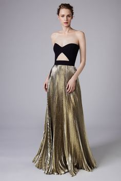Reem Acra Resort 2018 Fashion Show Collection