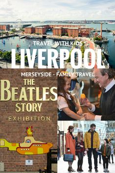 Liverpool for families - Visiting Liverpool and things to do with children