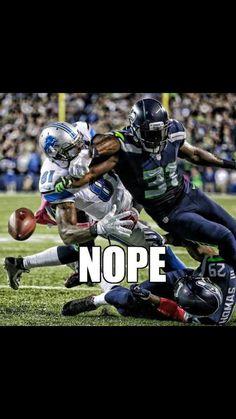 Kam Chancellor Seattle Seahawks!