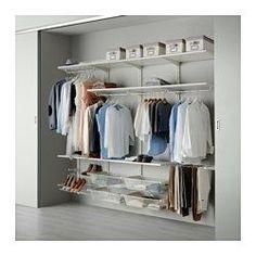 Tøjopbevaring fra IKEA - Slut med tøj der flyder i soveværelset