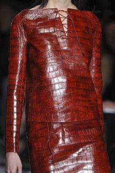 Sofiaz Choice  (via London Fashion Week A/W '14) Tom Ford Fall 2014 - Details