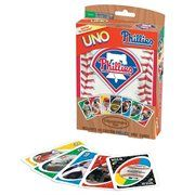 Philadelphia Phillies UNO Card Game