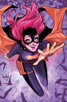 DC Comics celebra o fim dos Novos 52 com capas especiais - Batgirl