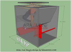 Subwoofer Box Design, Speaker Box Design, Speaker Plans, Audio Amplifier, Audio System, How To Plan, Horn Speakers, Artwork Ideas, Sleep
