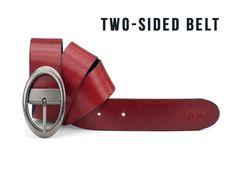 #jeansstore #belt #twosided