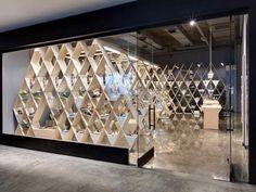 Pop Up Shop Design / Retail Design / Semi Permanent Retail Fixtures / VM / Retail Display / Artizen Pop-up shop by Ypsilon Tasarim, Istanbul