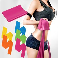 1,2 mt fitnessgeräte elastische übung resistance bands training für yoga kostenloser versand